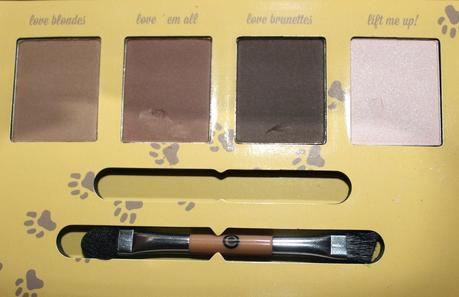 First Impression + Swatches: Essence How to make Brows WOW Makeup Box