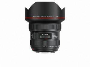 Canon kündigt neues Superweitwinkel für Vollformat an EF 11-24mm f/4L USM