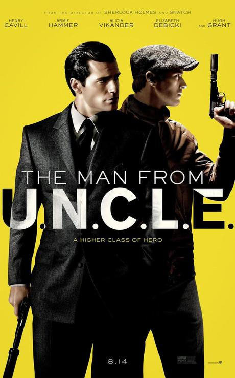 Back to the Sixties: Erster Trailer und Plakat zu Codename: U.N.C.L.E.
