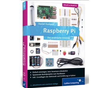 Rezension – Raspberry Pi: Der praktische Einstieg
