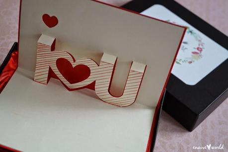 Valentinstags Geschenk