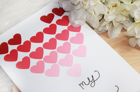 DIY | Be My Valentine Card