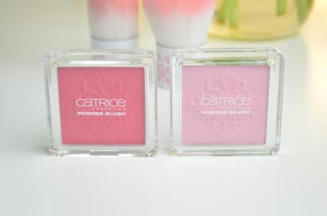 Catrice Rock-O-Co Limited Edition - Blushes und Kabuki Brush