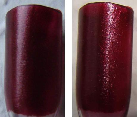 Beauty Women RUBY Nagellack