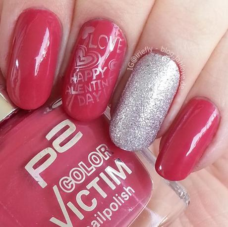 [Nails] Valentinstags-Nägel 2015