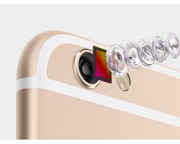 iPhone 6s in 2015 weiterhin 8 Megapixel Kamera?