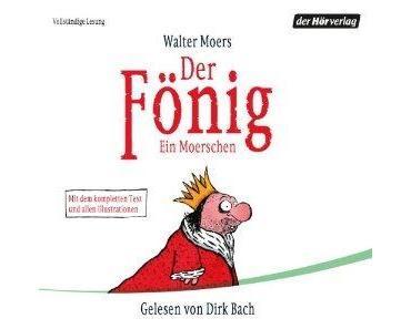 Der Fönig von Walter Moers