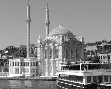 Istanbul Schwarz-Weiss