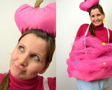 mein cupcake-kostüm auf brigitte.de & vielleicht eine last-minute-kostüm-idee für euch?