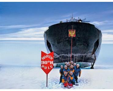 """""""Reise des Lebens"""": Poseidon Expeditions steuert mit der »50 Years of Victory« im kommenden Jahr drei Mal den Nordpol an!"""