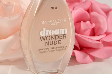[Review] Maybelline Dream Wonder Nude Hauchzartes Fluid Make-Up