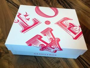 Unboxing Glossybox Februar + First Impressions