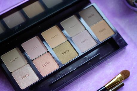 Tarte NeutralEyes Volume II Natural Eye Palette