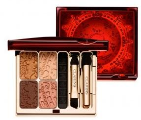 Clarins Splendours Palette Yeux bei point-rouge