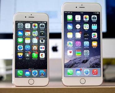 Größenvorteile ein Hauptgrund für Erfolg von iPhone 6 Plus
