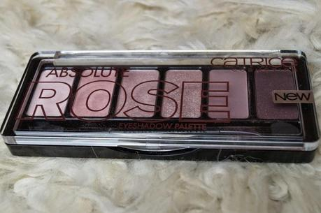 [PREVIEW] Catrice Absolute Rose Eyeshadow Palette  - 010 Frankie Rose To Hollywood