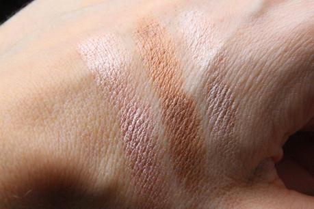 Wet'n'Wild - Wakling on Eggshells Eyeshadow und Mellow Wine Blusher