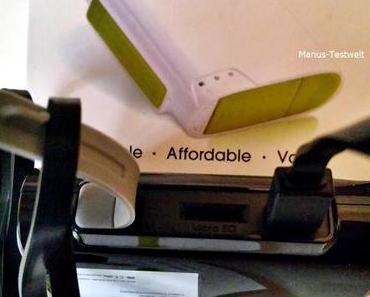 Mobiler Kartenleser inkl. Akkuladegerät von RavPower