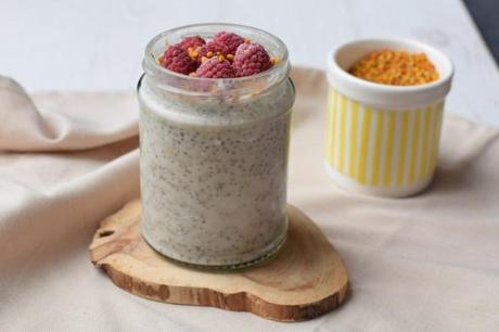 Superfood Vanille Chia Pudding