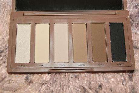 Urban Decay Naked Basics Palette Dupe