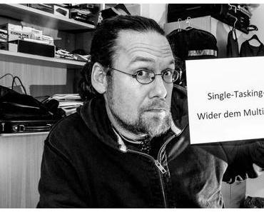 Single-Tasking-Tag – der amerikanische Single-Tasking Day