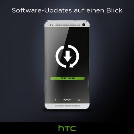 HTC Update / © HTC @Facebook