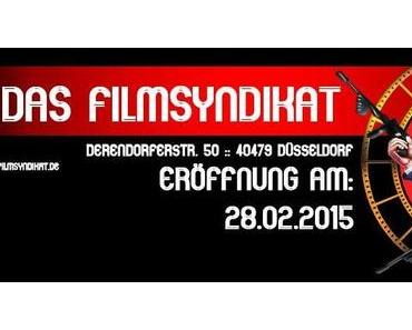 Neues Filmcafé mit Comics, Kaffee und mehr in Düsseldorf: Das Filmsyndikat