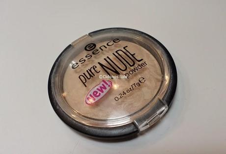 Essence Pure Nude Powder-Review ♥
