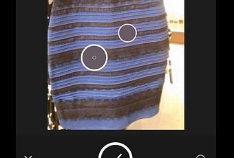 Ist das Kleid blau / schwarz oder weiß / gold ? - Paperblog