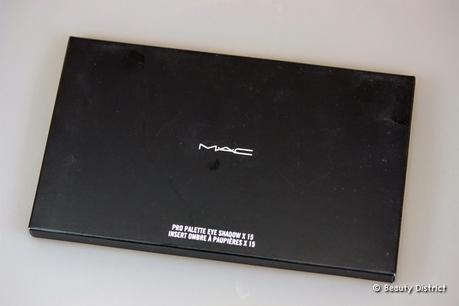 MAC Pro Palette Eye Shadow x 15 Insert