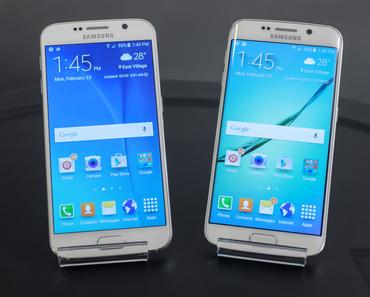 Samsung präsentiert Galaxy S6 und S6 Edge: iPhone 6 Kopie oder Killer?