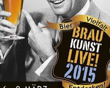 Alles Hopfen, oder was? – Nächstes Wochenende ist wieder Braukunst Live! in München!