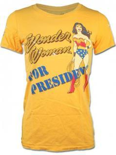 Damen Shirt Wonder Woman