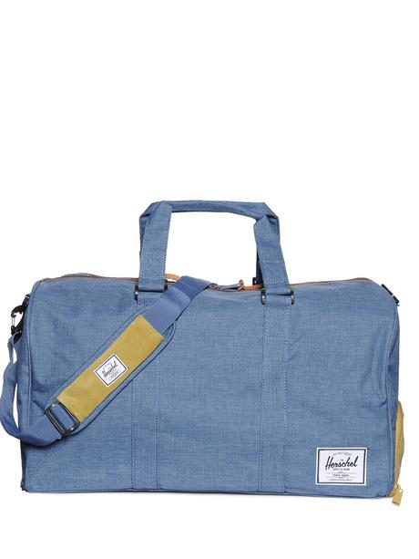 Herschel Novel Reisetasche navy straw