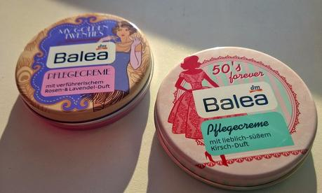 Review Pflegecreme Balea