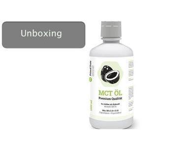 Unboxing: MCT-Öl Premium Qualität von Primal-State.de
