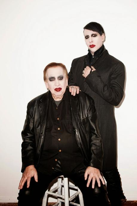 Marilyn Manson: Father and Son