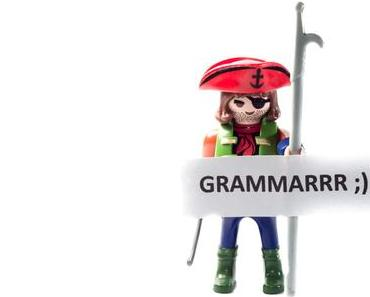 Tag der Grammatik in den USA – der amerikanische National Grammar Day