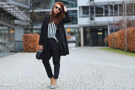 MONOCHROME CHIC