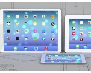 iPad Pro: USB 3.0 Anschlüsse im 12,9 Zoll Tablet?
