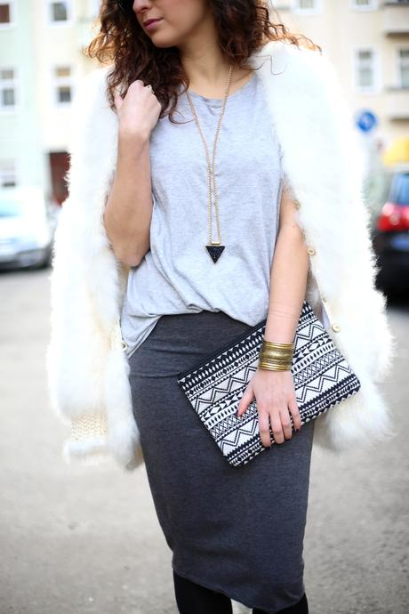 shades of grey outfit