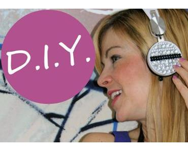 """DIY: Kopfhörer """"deluxe"""""""