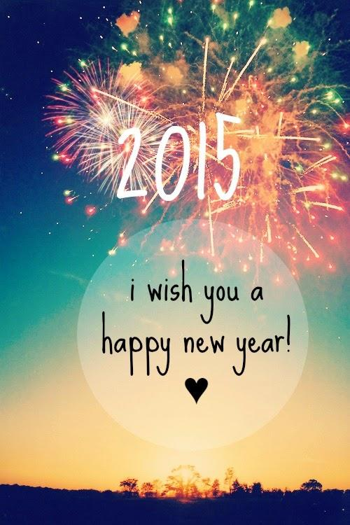 happy new year! ♥