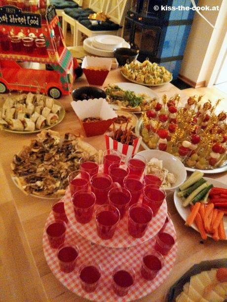 Partysnacks (Motto: Russenparty)