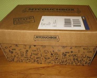 *** Die My Couchbox März: Unboxing ***