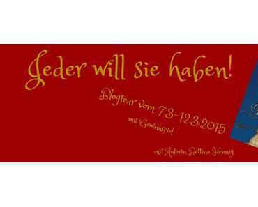 """Blogtour """"Jeder will sie haben"""" von und mit Bettina Hennig"""