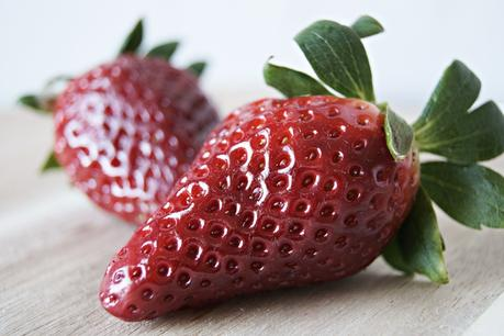 Makro Montag |  Strawberry