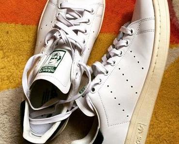 Geshoppt: Stan Smith von Adidas + Pflegetipps