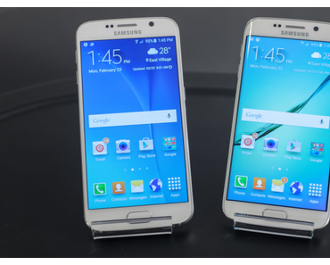 Samsung Galaxy S6: Akku kann gewechselt werden