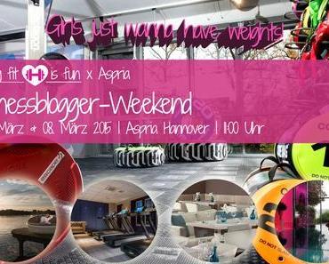 Das Being Fit Is Fun Fitnessblogger-Wochenende im Aspria Hannover